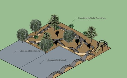 Pumptrack Stromberg